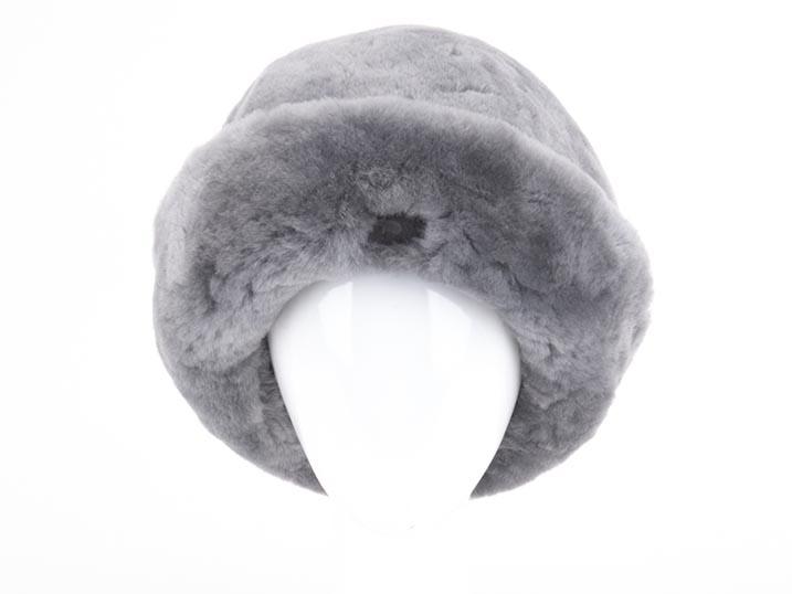Warmbat Muts Jaylene sheepskin/fleece Grey  JLE607085