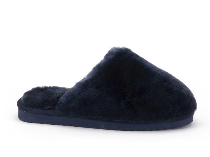 Warmbat Mungo Women Fur Dark Navy  MNG327045-93