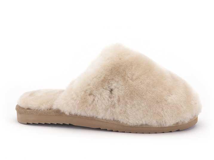 Warmbat Mungo Women Fur Stone  MNG327051-93