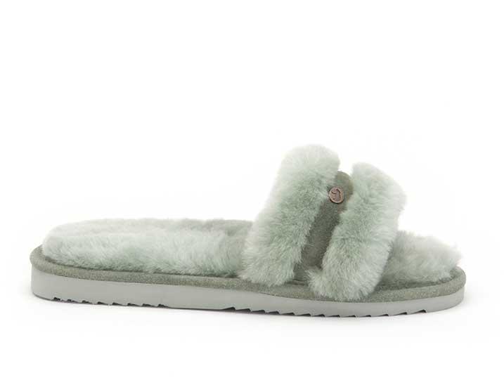 Warmbat Claire Women Fur Mint