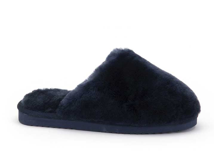Warmbat Mungo Women Fur Dark Navy