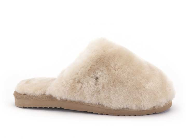 Warmbat Mungo Women Fur Stone