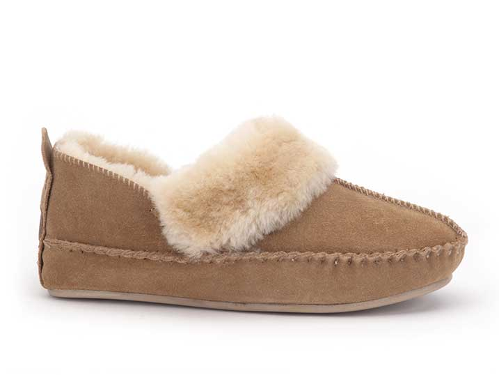 Warmbat Polarfox Women Suède Camel