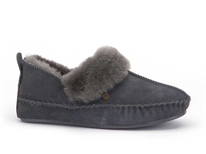 Warmbat Polarfox Women Suède Dark Grey