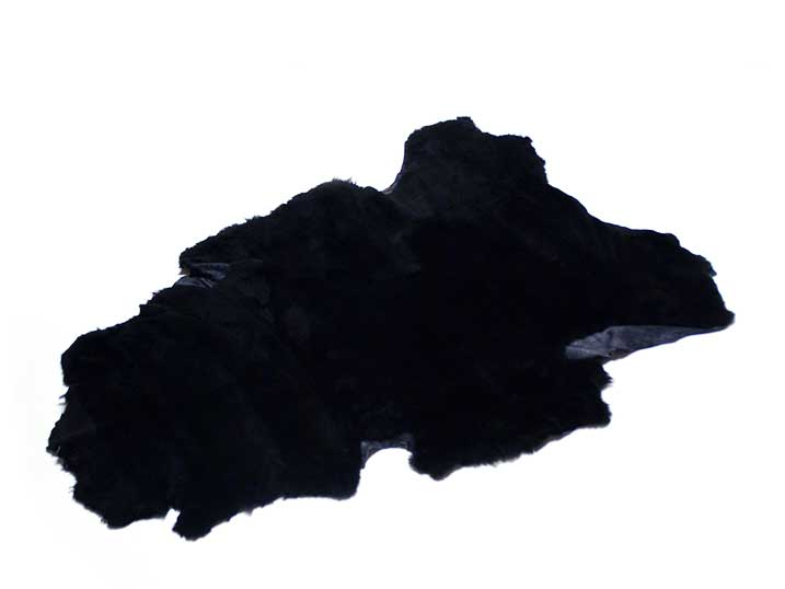 Warmbat Sheepskin Black